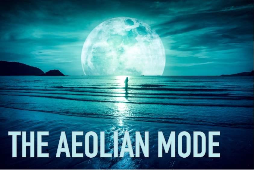 The Aeolian Mode | Rock guitar modes songs