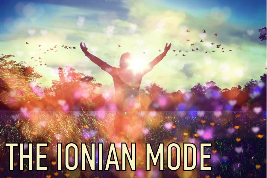 Ionian Mode | Modes in songs
