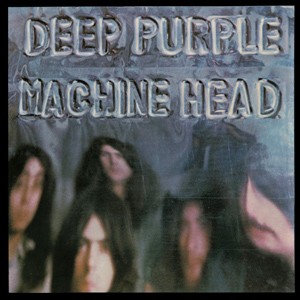 Deep Purple Machine Head Smoke On The Water
