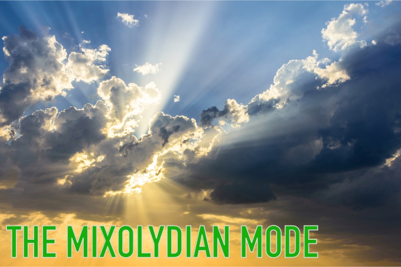 The Mixolydian Mode | Modes for guitar