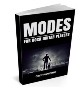 Modes For Rock Guitar Players | Learn Modes the easy way