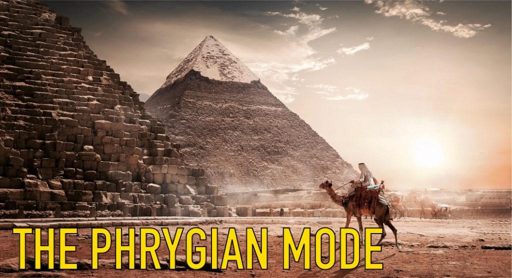Phrygian Mode | Song examples for modes