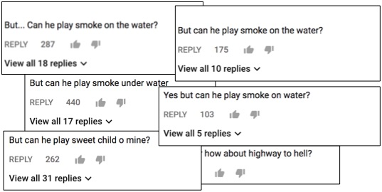 But can you play Smoke On The Water bro