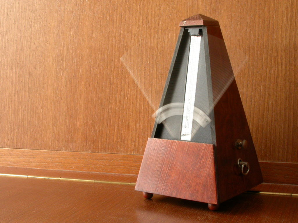 Traditional Metronome